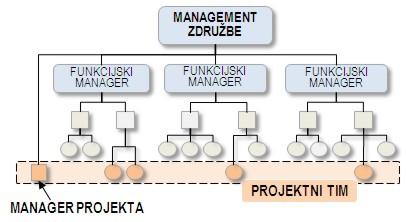 Matrična organizacijska struktura